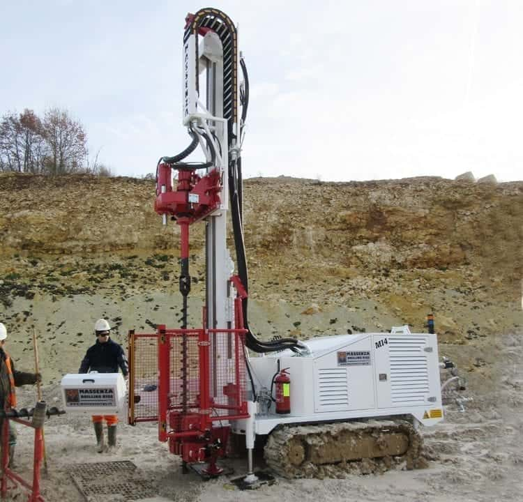 Water well drilling rigs for sale - Massenza Drilling Rigs
