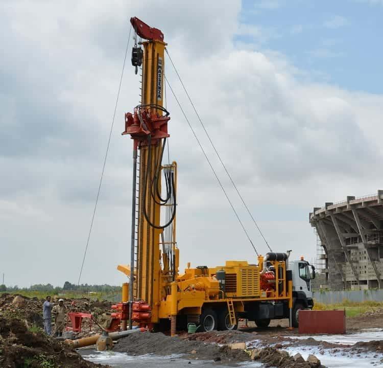 Drilling Rig Massenza MI50