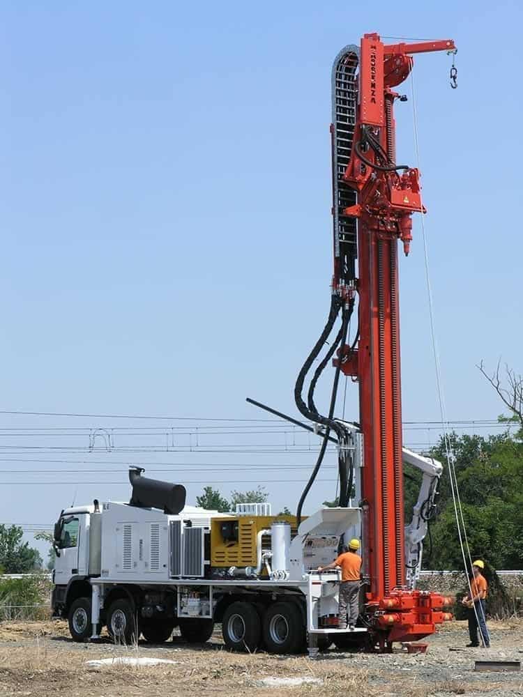 Drilling Rig Massenza MI45