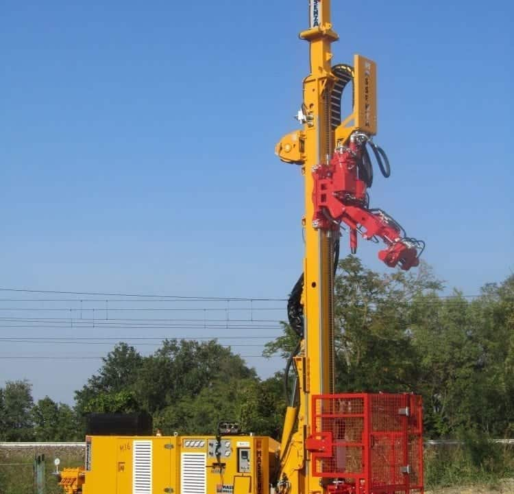 Drilling rigs for sale - Massenza Drilling Rigs