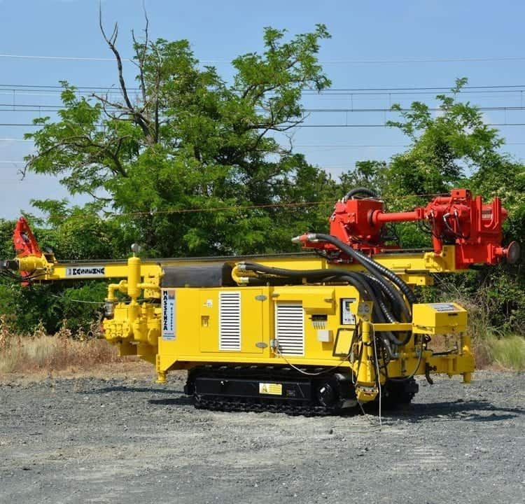 Used drilling rigs for sale - Massenza Drilling Rigs