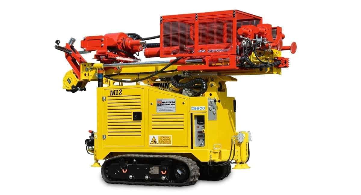 Drilling Rig MI2