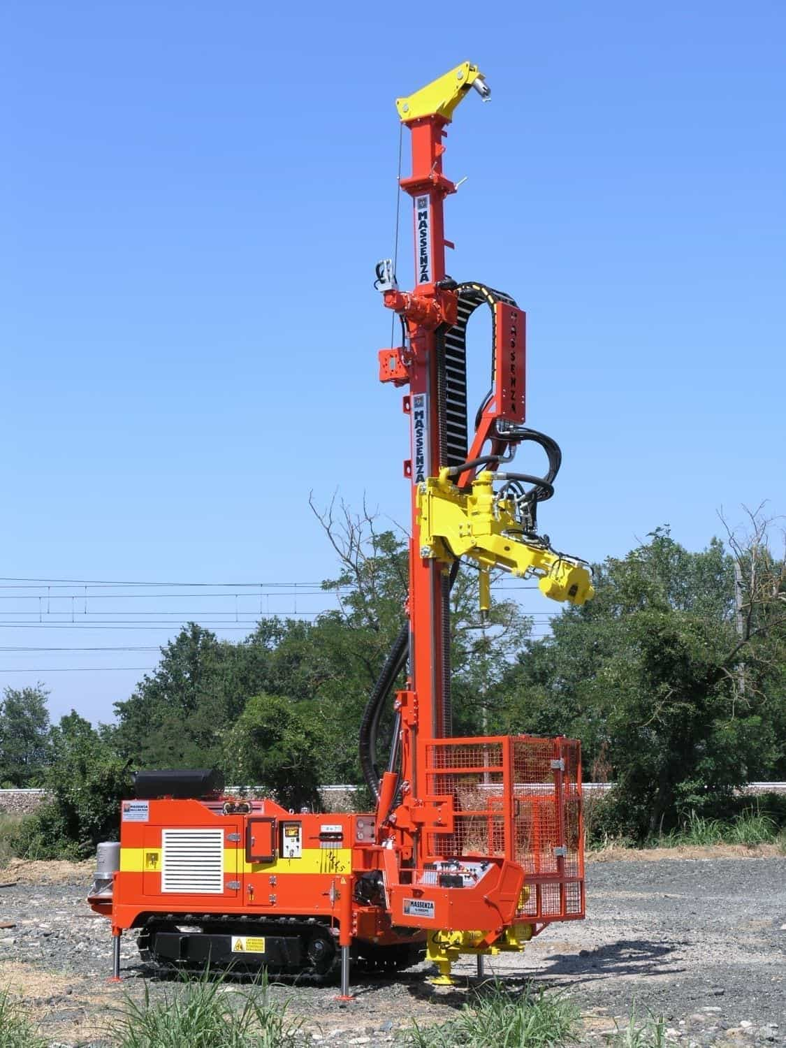 JZF-D Reverse Circulation Drilling Rig For Sale | Shandong